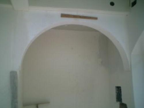 Archi da interno e da esterno tutto il mondo del cartongesso for Archi interni moderni