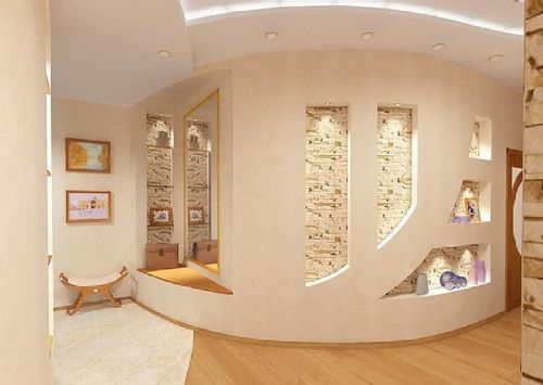 Le pareti divisorie in cartongesso sono una soluzione pratica e veloce ...